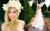 Свадебная мода: Идеальная фата