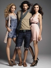 Где купить итальянские джинсы за 990 рублей