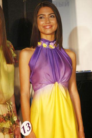 Мисс Челябинск 2008